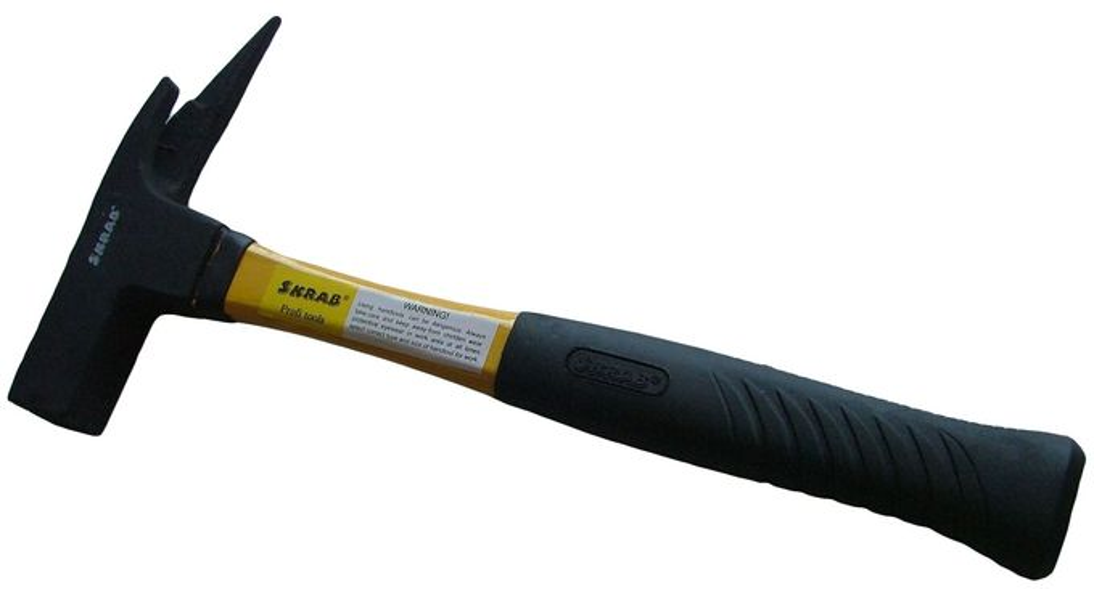 инструмент кровельщика лв - Молотки - Молоток кровельщика фиброручка