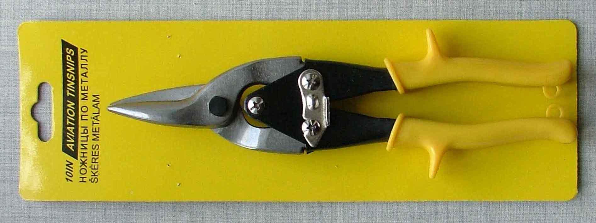 Aviation tinsnip straight Aviation tinsnips