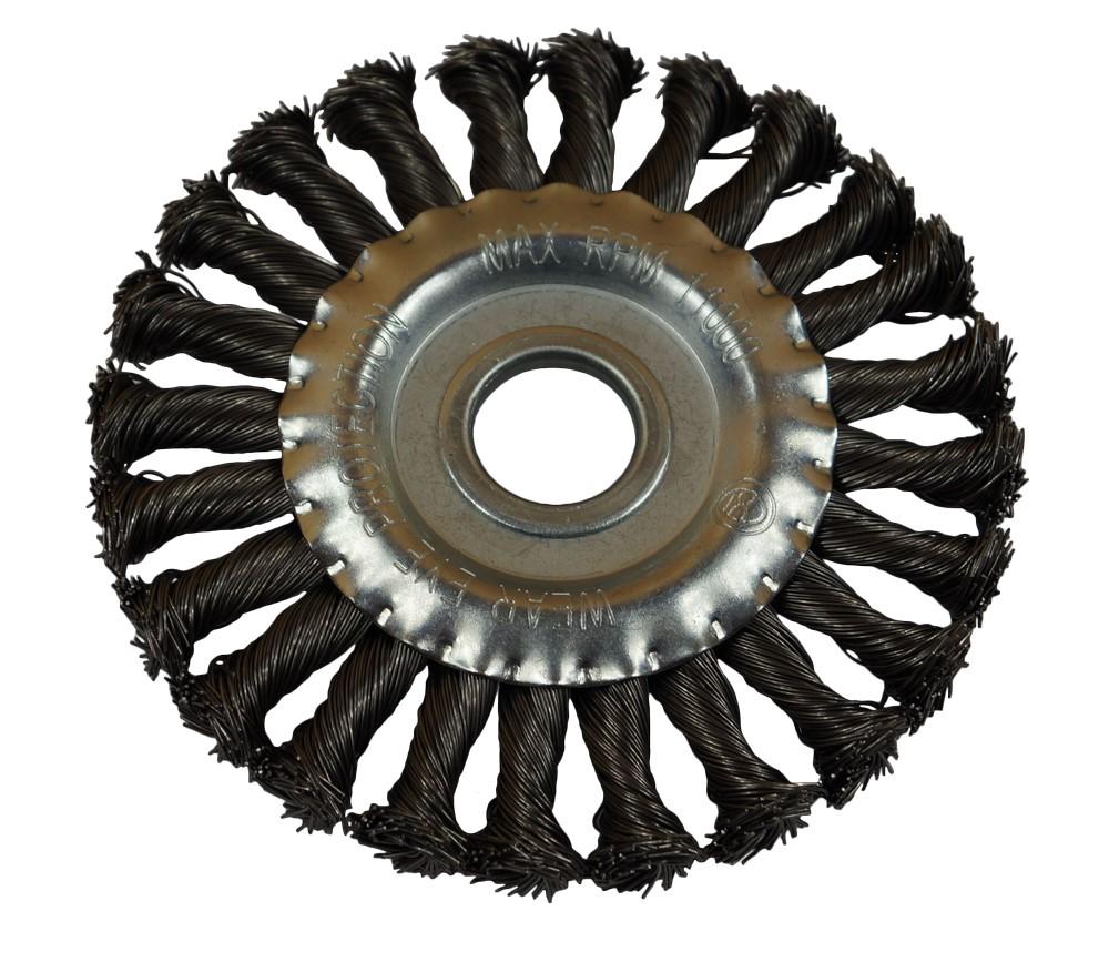 Birstes metālam - Birste metālam 100x16mm - metala birste