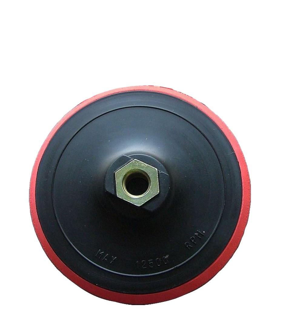slipejamie diski propelleri - Slīpēšanas disks turēt. 125mm + adapter - Slīpējamie diski