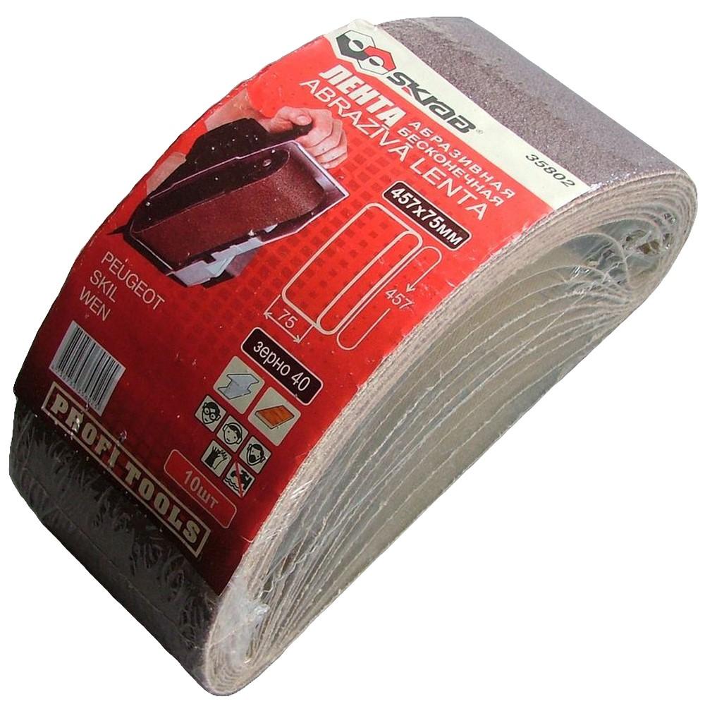 Smilšpapīrs ūdensiztūrīgs - Smilšpapīru lenta 610*100mm p36 - лента waterstop nopirkt