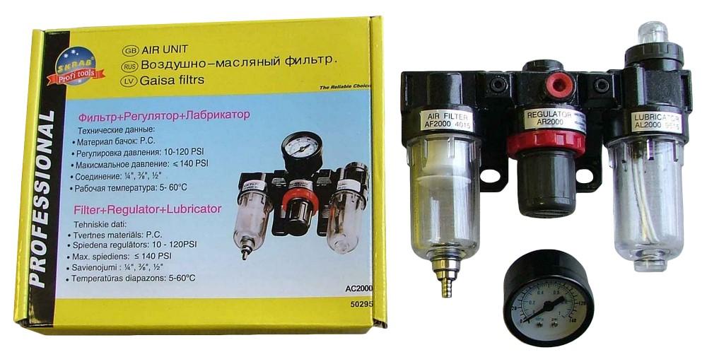 Воздушные фильтры - Воздушный фильтр AC2000