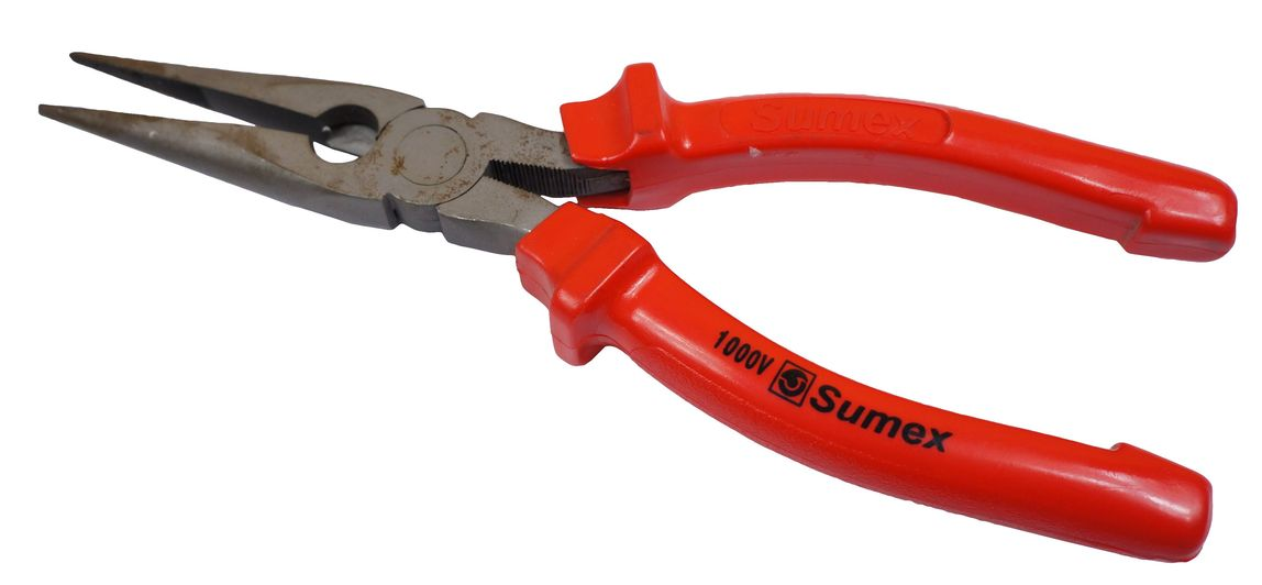 site lv long nose plier - Pliers - Long nose pliers 8