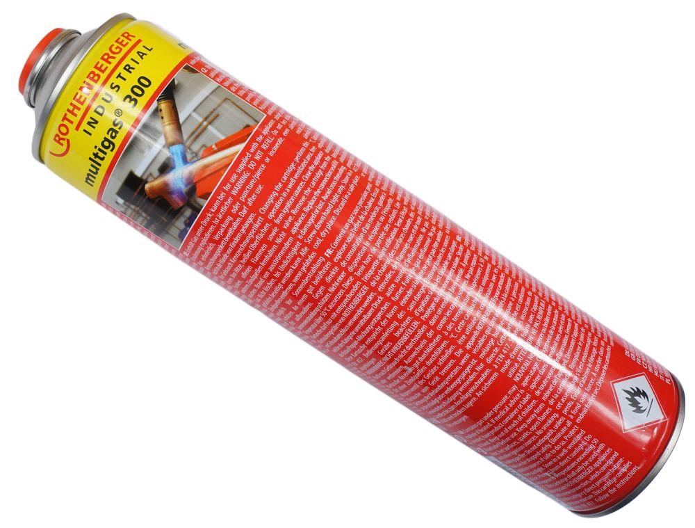 Газовые горелки, баллоны - Газовый баллон 600мл